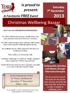 Well being poster Dec 2013
